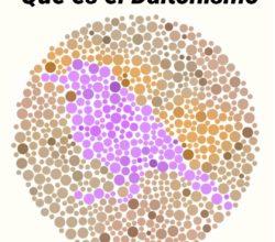 Que es el daltonismo