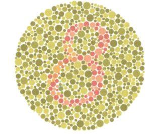test daltonismo lamina 2